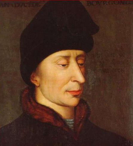 Portrait of Jean II, Duke of Burgundy
