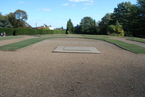 Site of Harold's Death in Paris