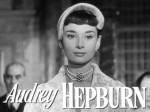 Audrey Hepburn—trailer for the film Roman Holiday (1953). PD-No copyright notice. Wikimedia Commons.