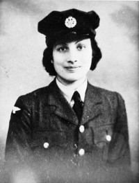 Noor Inayat Khan (code name: Madeleine). Photo (unknown). PD-IWM Non Commercial License. Wikimedia Commons.