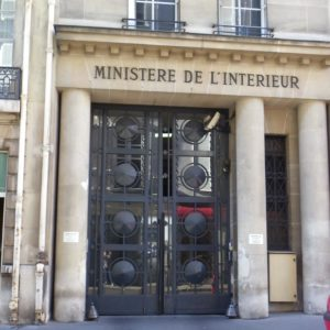 11, rue des Saussaies à Paris. One of the Gestapo headquarters. Photo by Erwmat (2013). PD-CCA-Share Alike 3.0. Wikimedia Commons.
