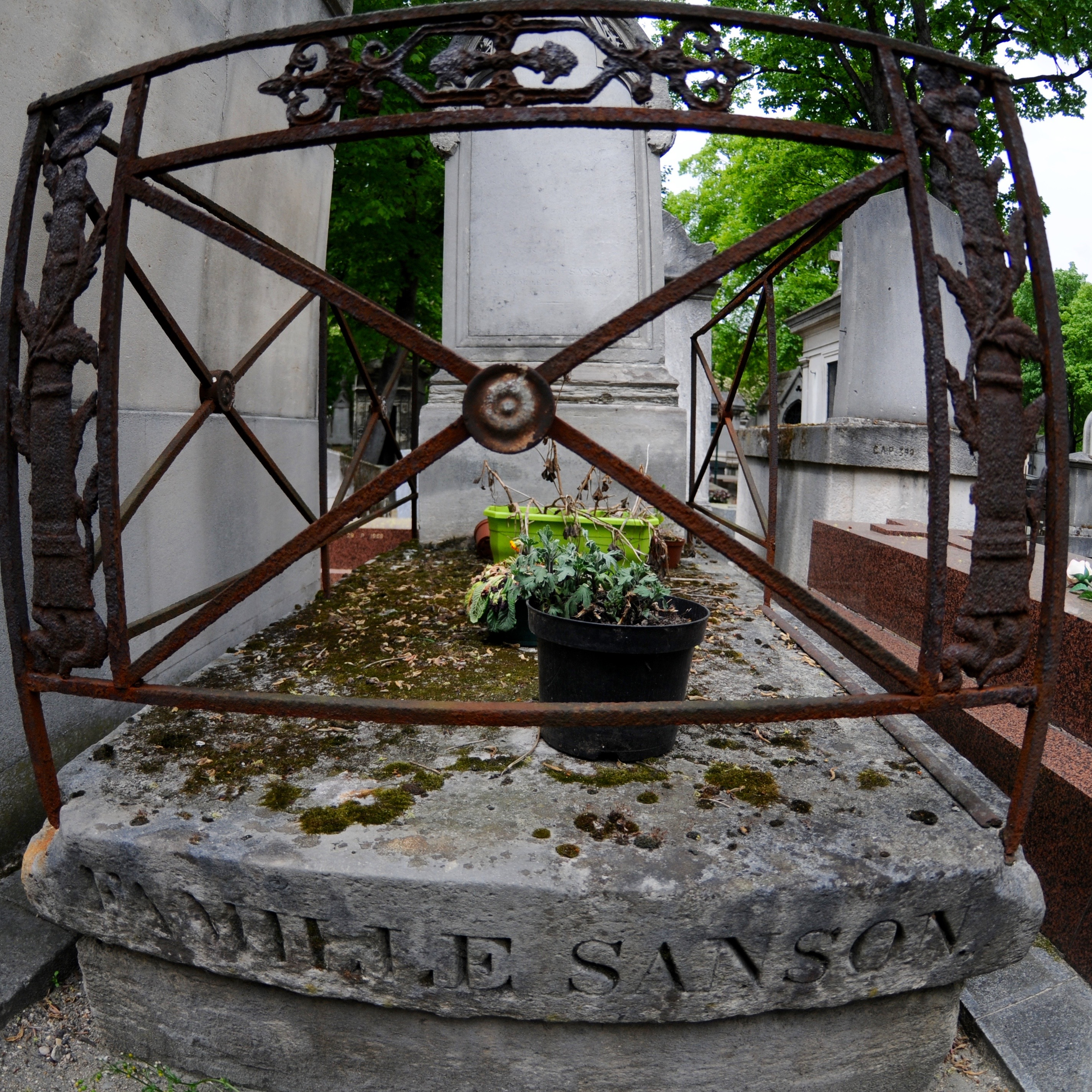 Sanson Crypt