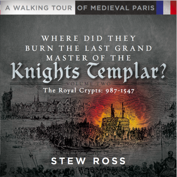 Medieval Paris Vol One Front Cover