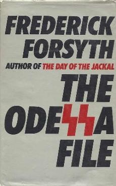 Free Schwammberger Josef The_Odessa_File_-_Frederick_Forsyth